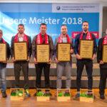 Frankfurt (Oder), 13.10.2018 - Konzerthalle - MeisterfeierJungmeister-Gruppe 2