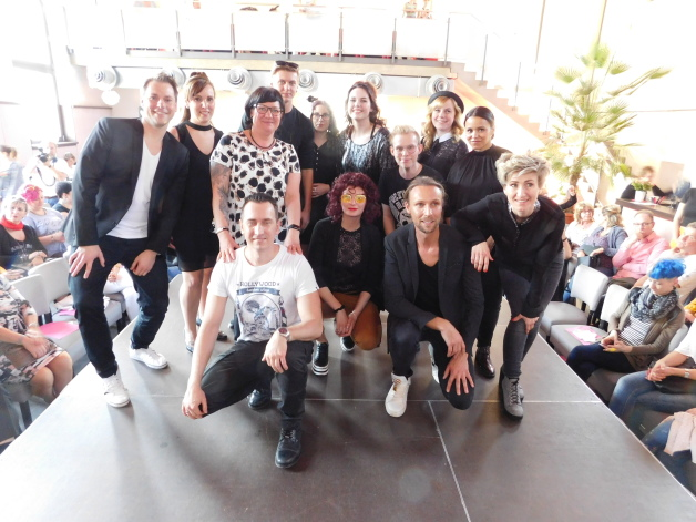 Modeteam Friseurinnung Barnim-Oderland